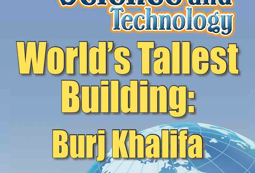 Amazing World Record of Science and Technology: TALLEST BUILDING—Worksheets