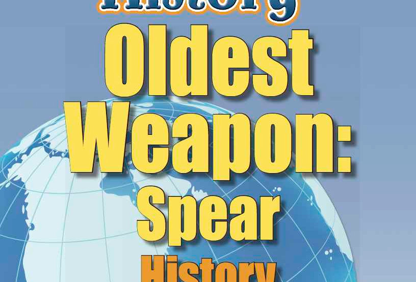 Amazing World Record of History: OLDEST WEAPON—Worksheets and Activities