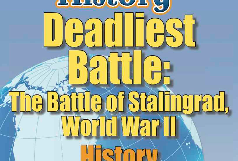 Amazing World Record of History: DEADLIEST BATTLE—Worksheets and Activities