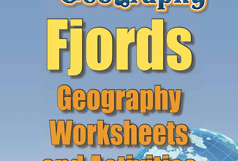Amazing World Record of Geography: FJORDS—Worksheets and Activities