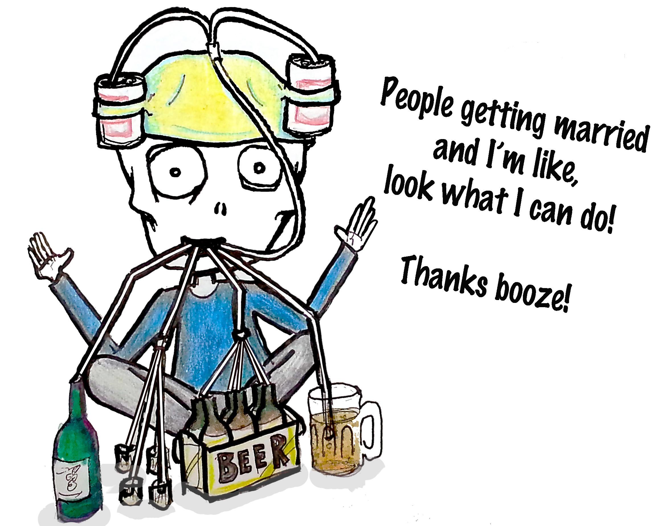 Thanks Booze