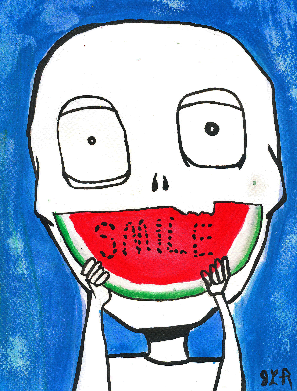 Watermelon Smiles