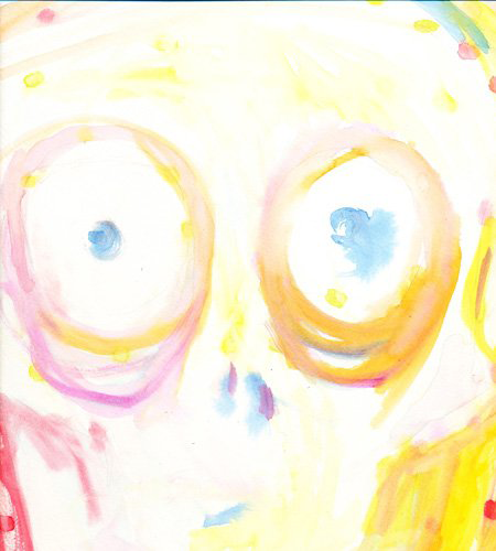 Face It Watercolor