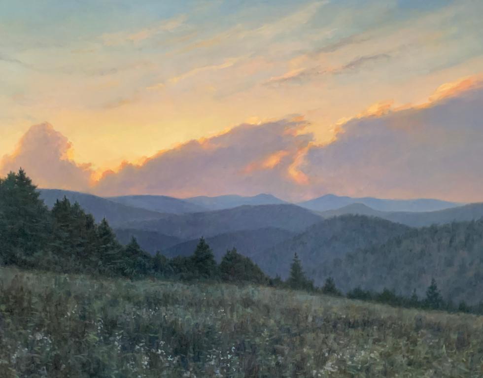Thunder Hill Sunset