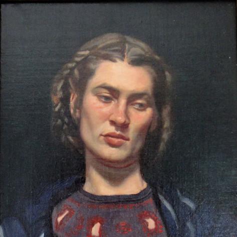 """COMMA, Morganton Colour Study """"The Muse"""""""