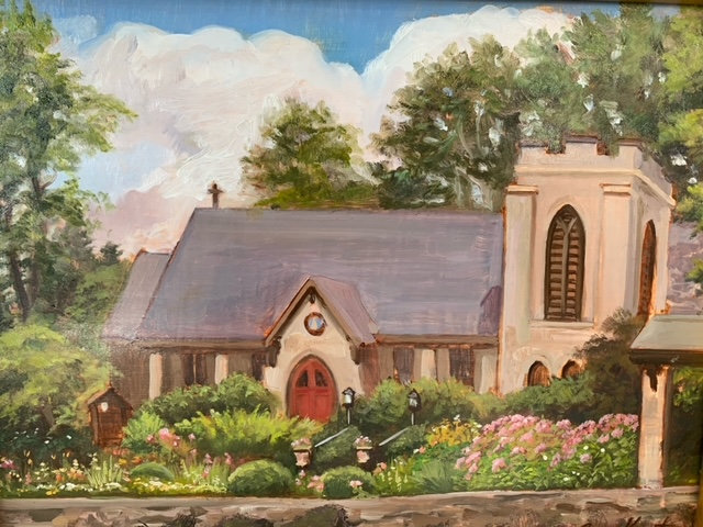 St. Mary's Church Blowing Rock