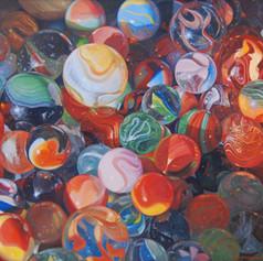 Lost Marbles by Peter Krobath