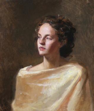 Ylenia (portrait study)