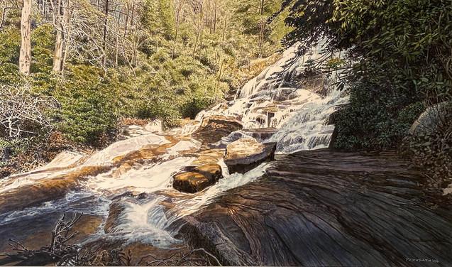 Highlands II / Lower Falls
