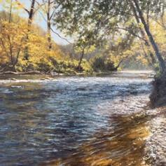 Callasaja River Morning