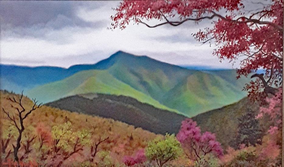 Cold Mountain Spring