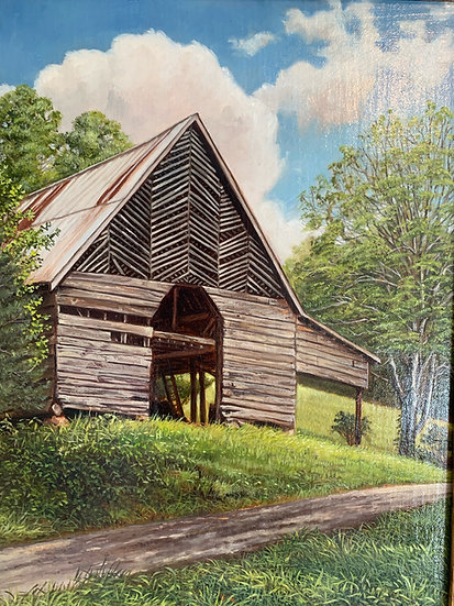 Riddle-Ray Barn