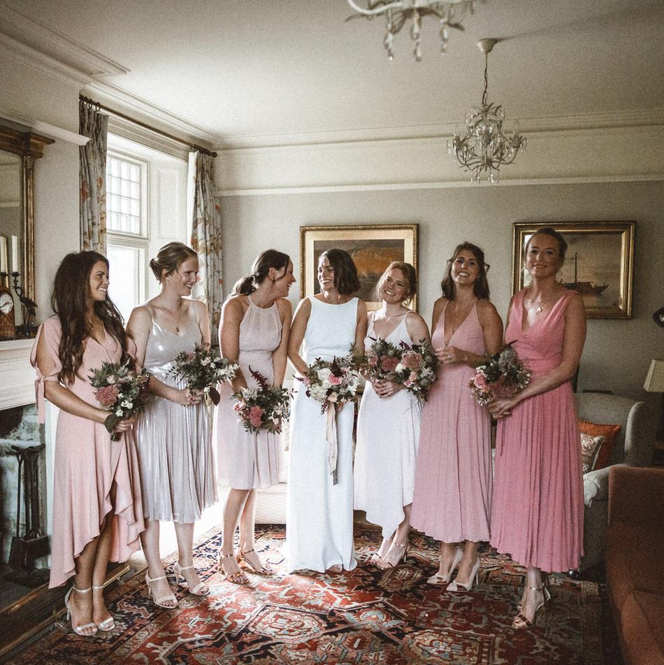 Katie and Angus Wedding Dorset