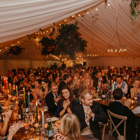 Private Marquee Wedding