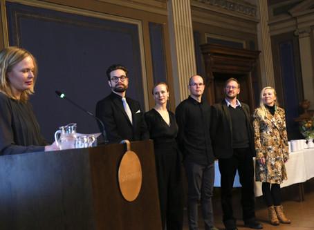 Raekallio Corp. awarded the Finland Prize!
