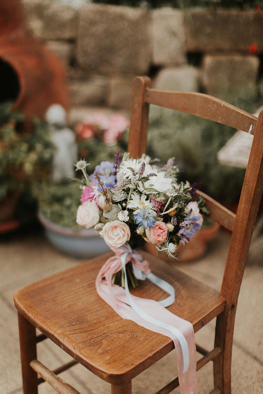 Dorset Bridal Bouquet