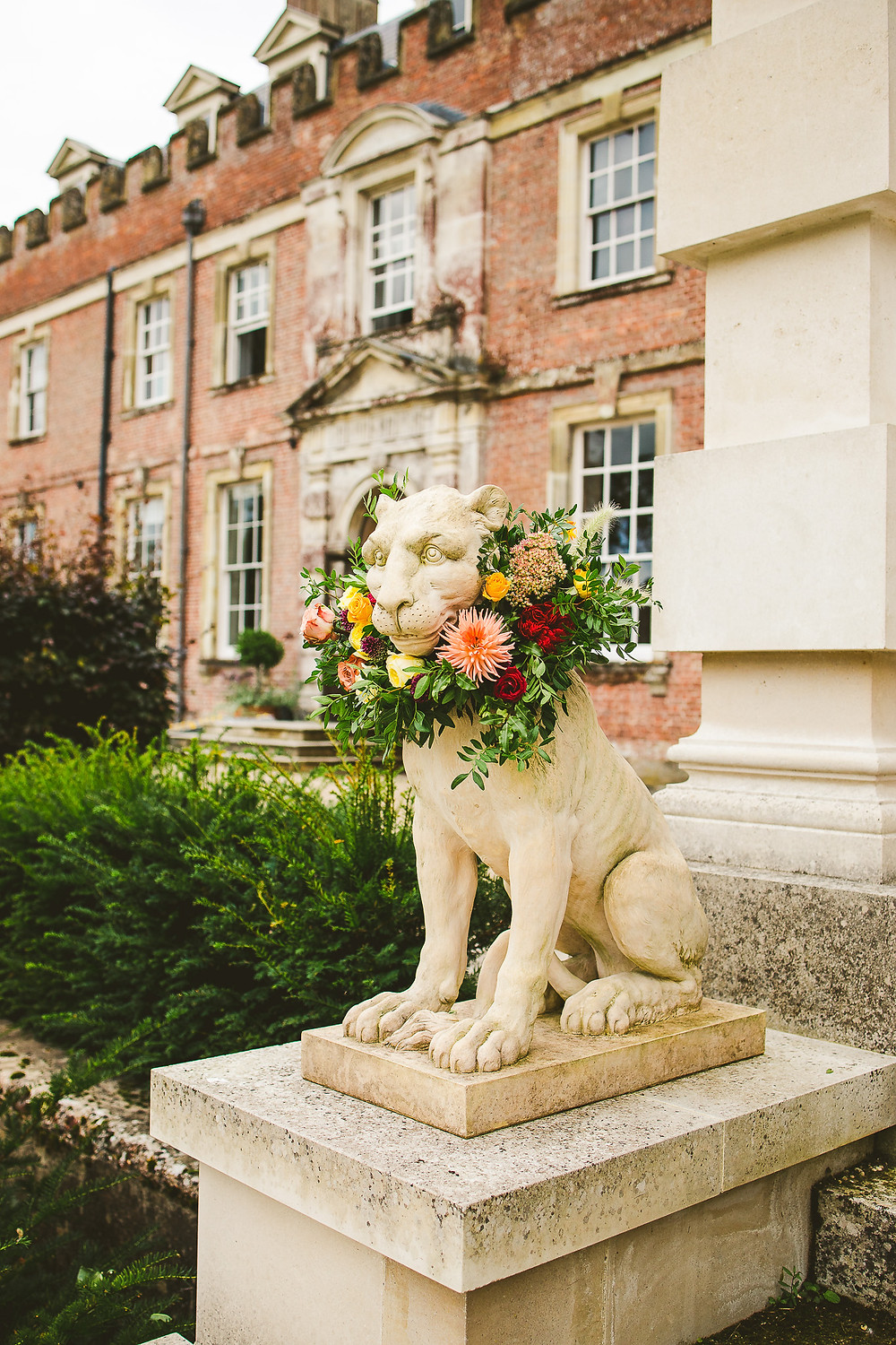 St Giles House Wedding