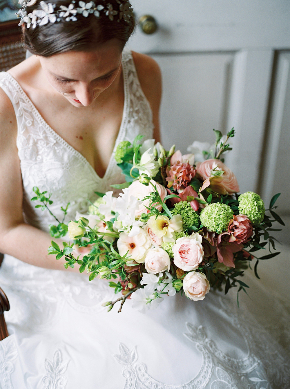 St St Giles Wedding - Florist - Martha and the Meadow