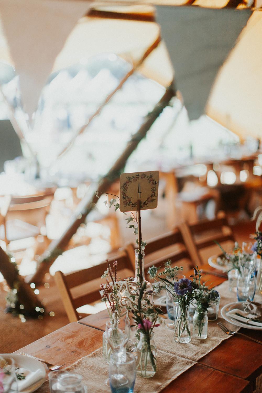 Rustic Dorset Wedding
