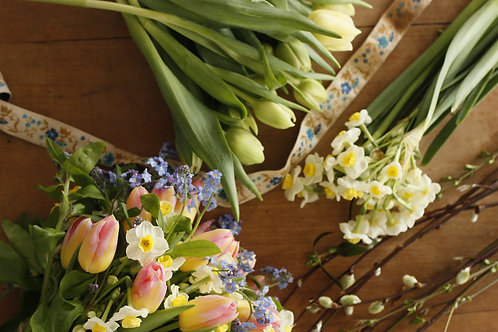 Easter at Home | Flower Selection.