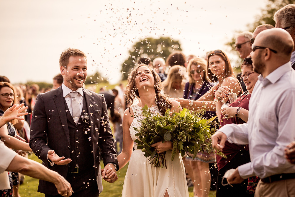 Dorset Tipi Wedding