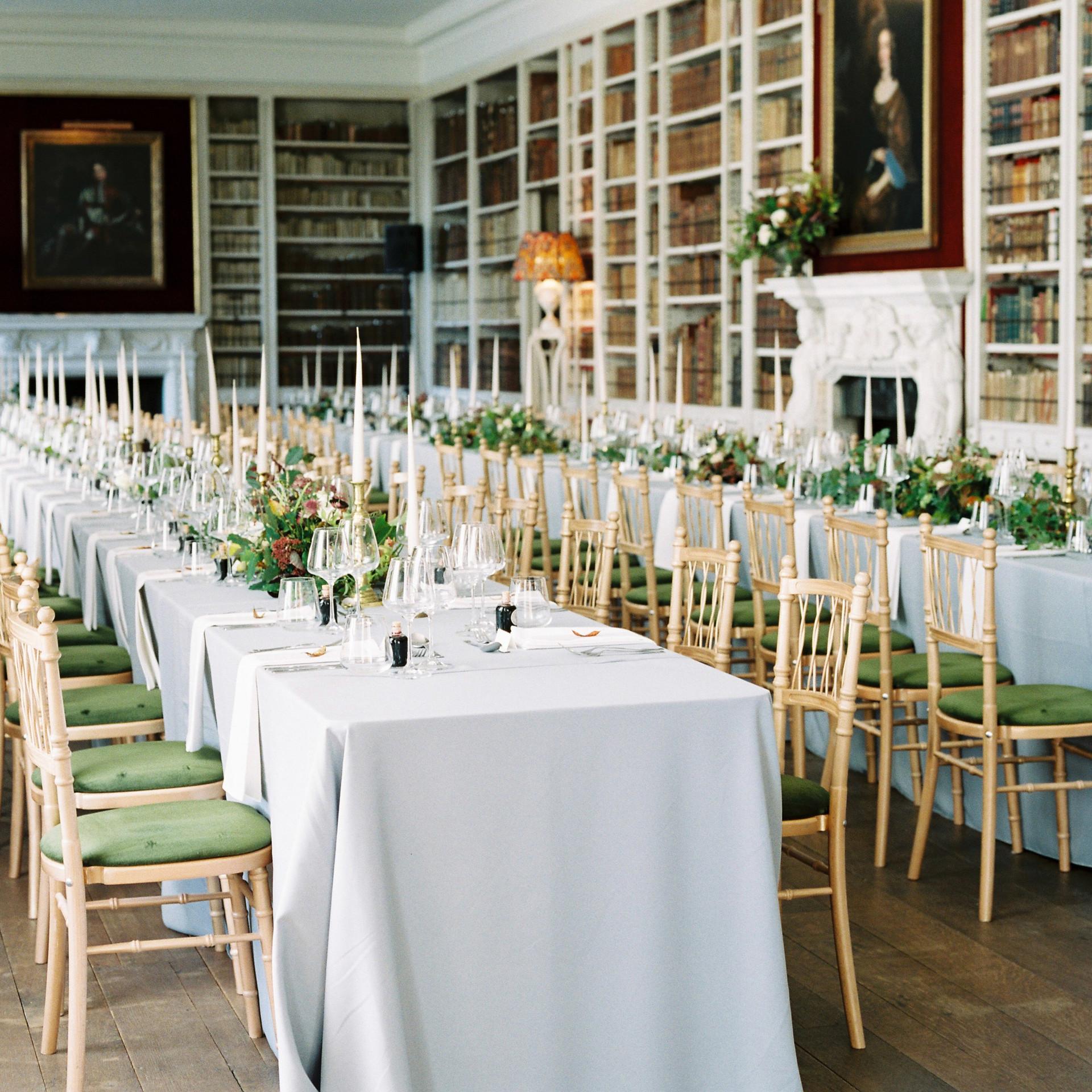 Rachel and Wayne's Wedding - St Giles House