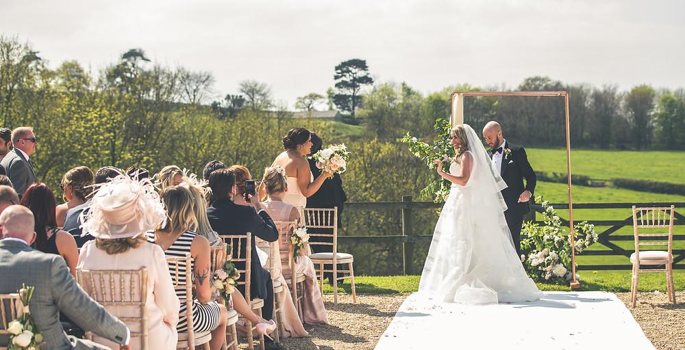 Spring Wedding at Axnoller..