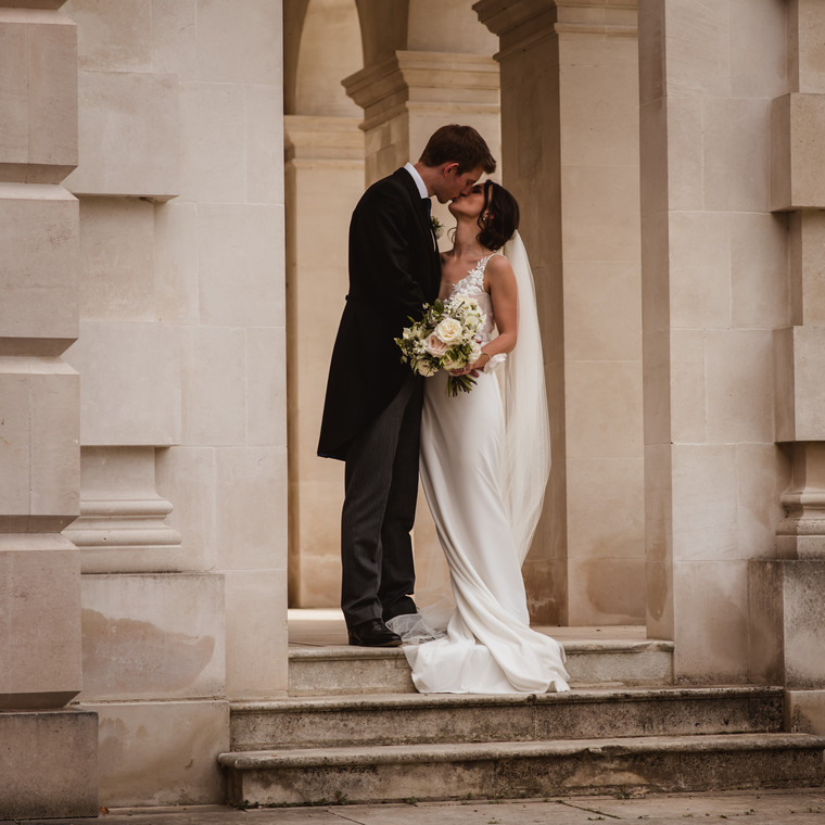 An Elegant affair for Chris and Abi at St Giles House