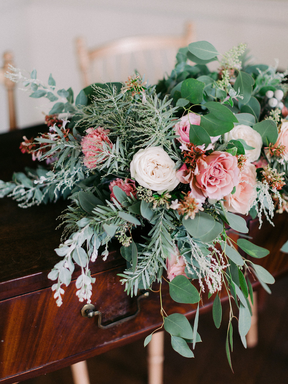 Bridal Flowers - Martha and the Meadow - Dorset Wedding Florist