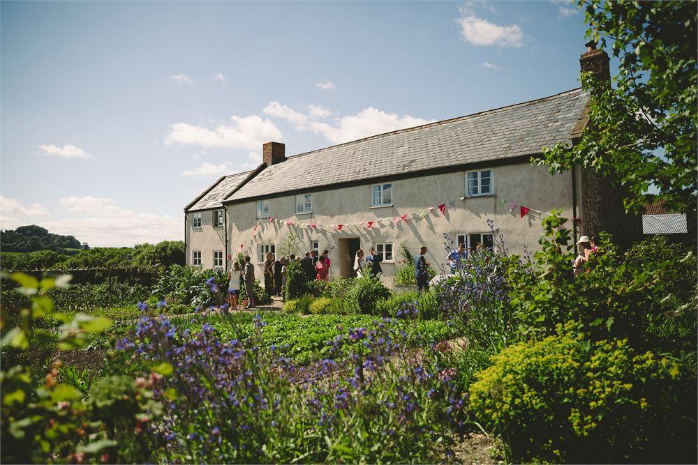 River Cottage, Dorset Wedding Venue