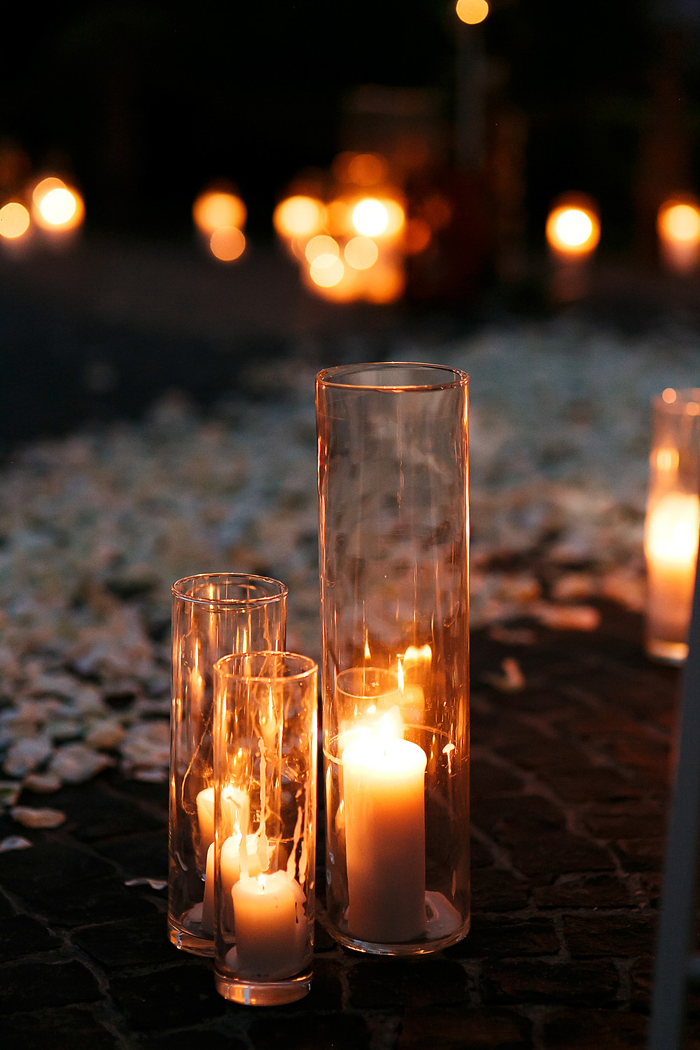 Wedding Candlelight Ideas