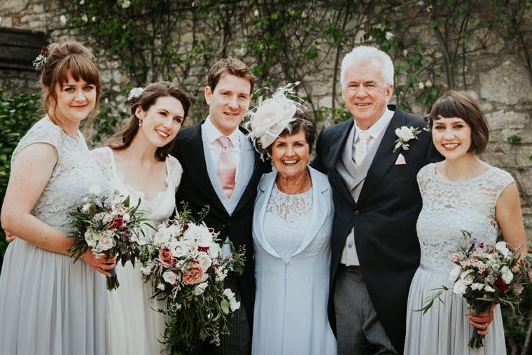 Aron and Liss.. Somerset May Wedding.