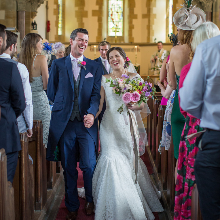 Country Charm for Katrina and Richards' Dorset Wedding