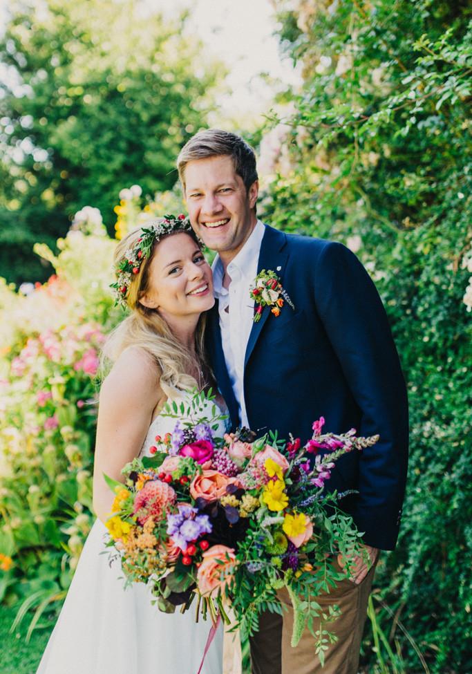 Grace and Alex Wedding
