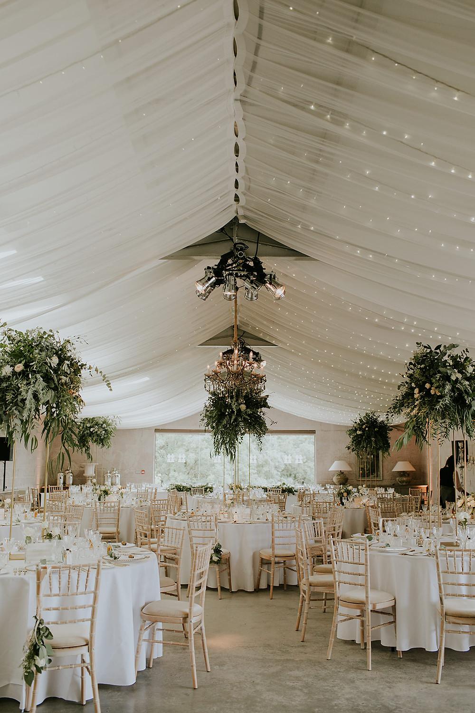 Axnoller Wedding - Dorset Florist
