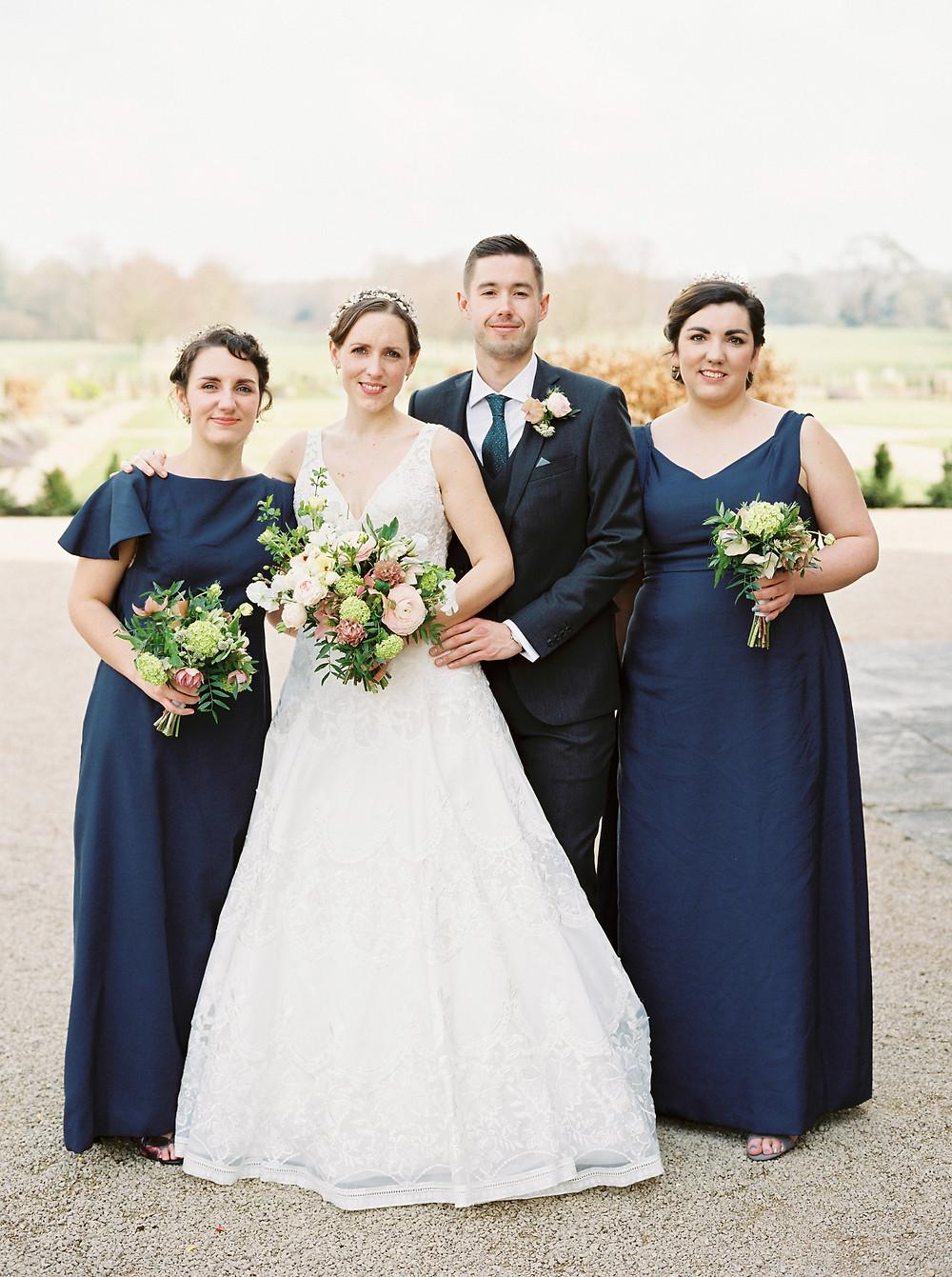 Dorset Wedding - Real Couple