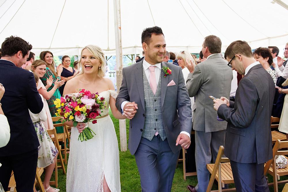 Dorset Real Wedding - Shillingstone House