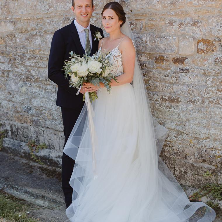Gorgeous Studland Bay Wedding for Sophie and Jon.