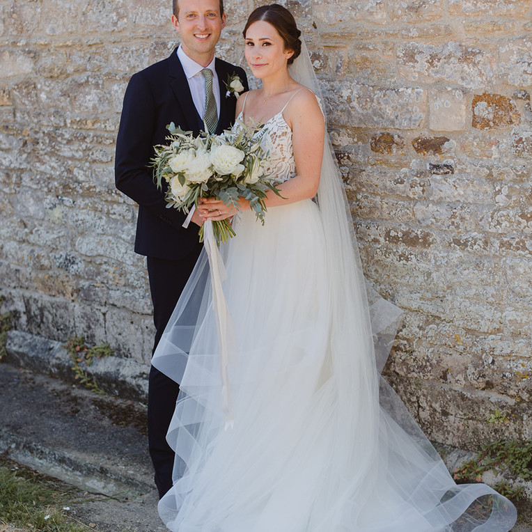 Gorgeous Studland Bay Wedding for Sophie and Jon.