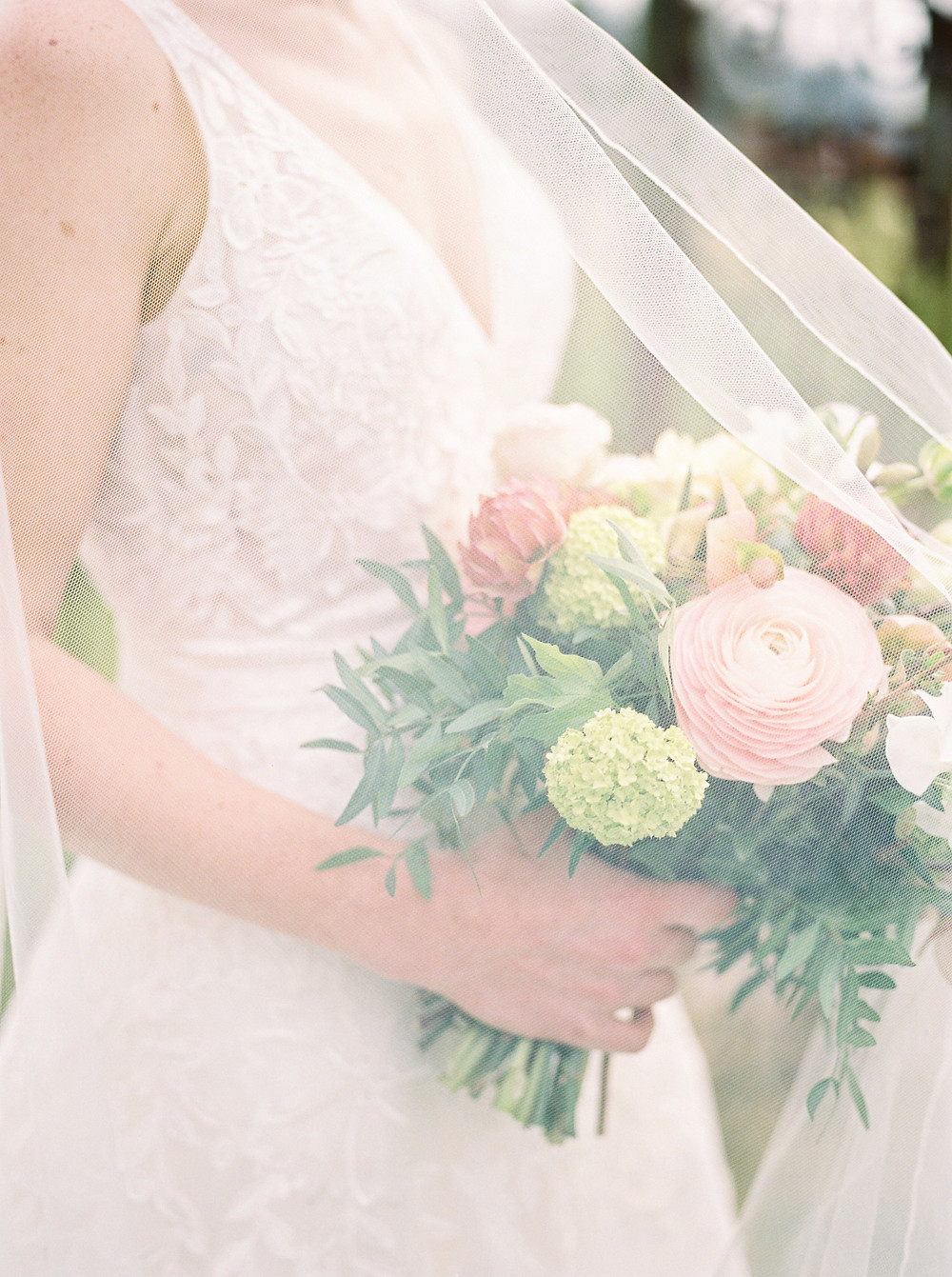Luxury Spring Bridal Bouquet - Dorset