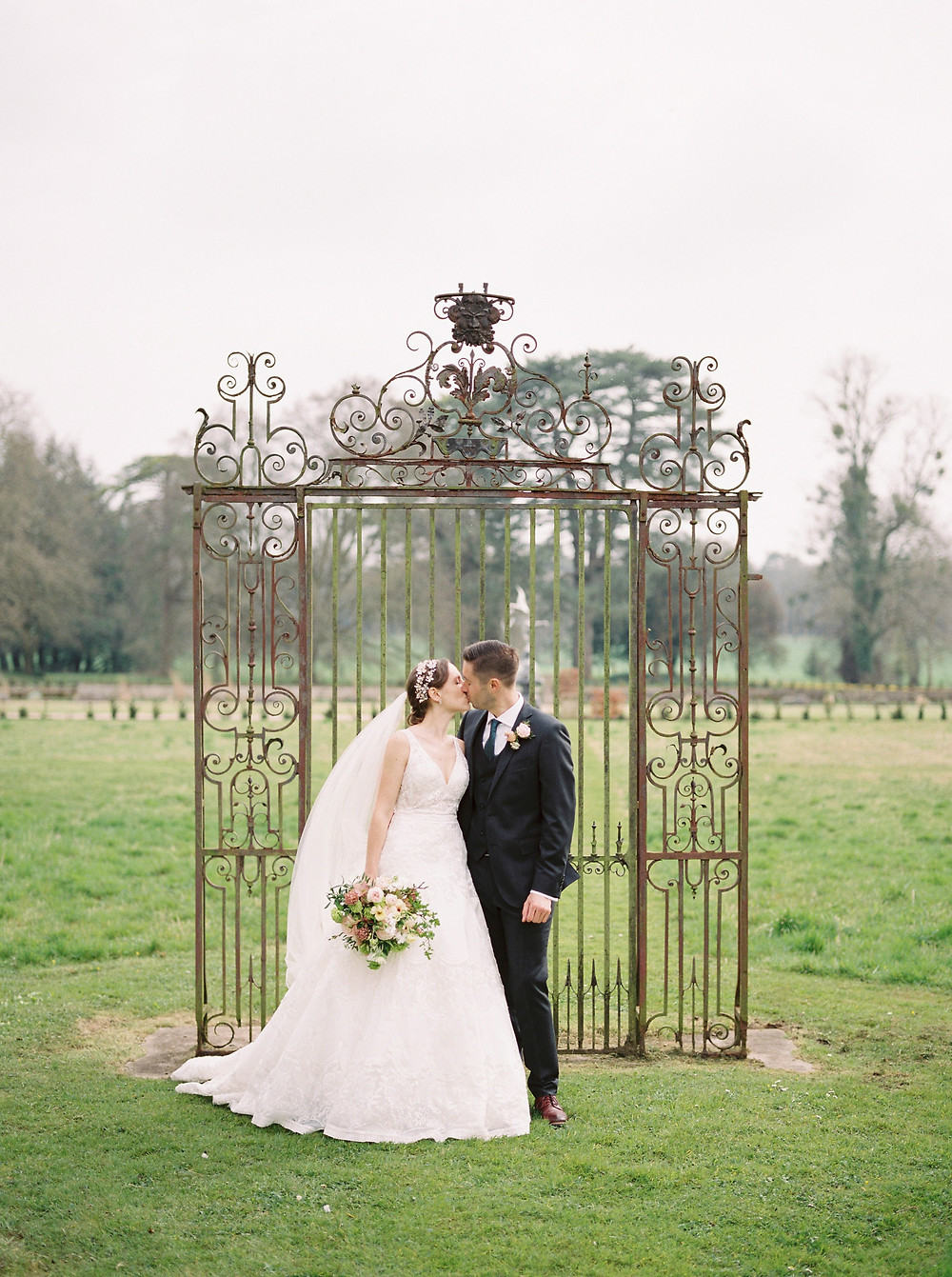 St Giles House Wedding, Wimborne - Dorset