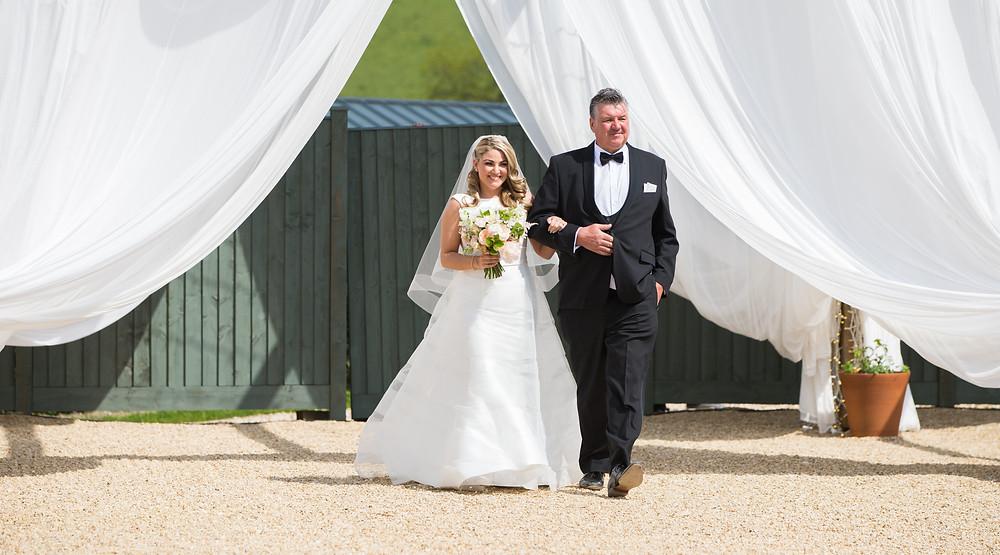 Dorset Wedding - Bridal Bouquet