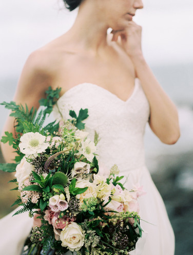 Early Summer Bridal Bouquet