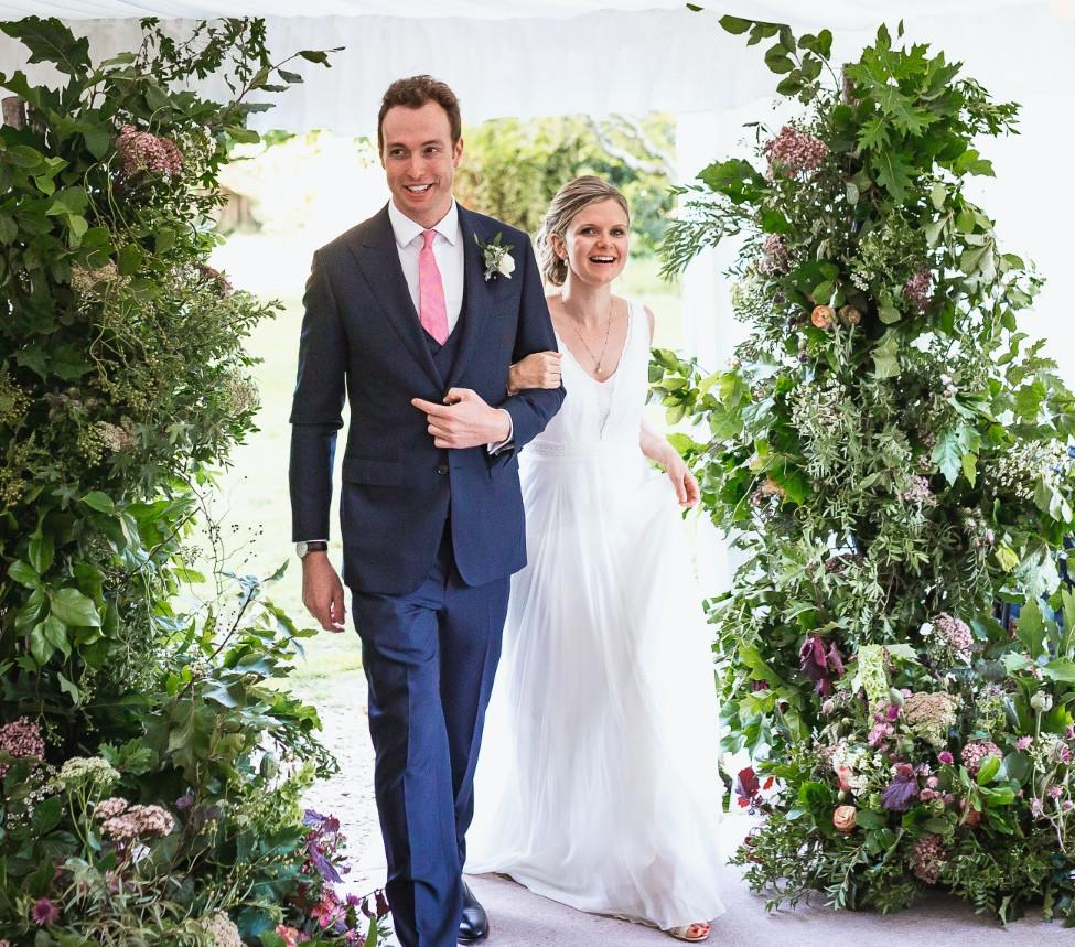 Charlotte and Tom's Wedding.