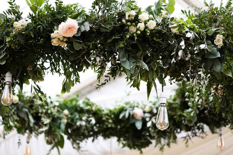 Philippa and Ash's Marquee Wedding Dorset