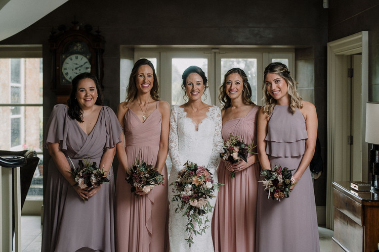 Heather and Tom's Dorset Wedding at Axnoller