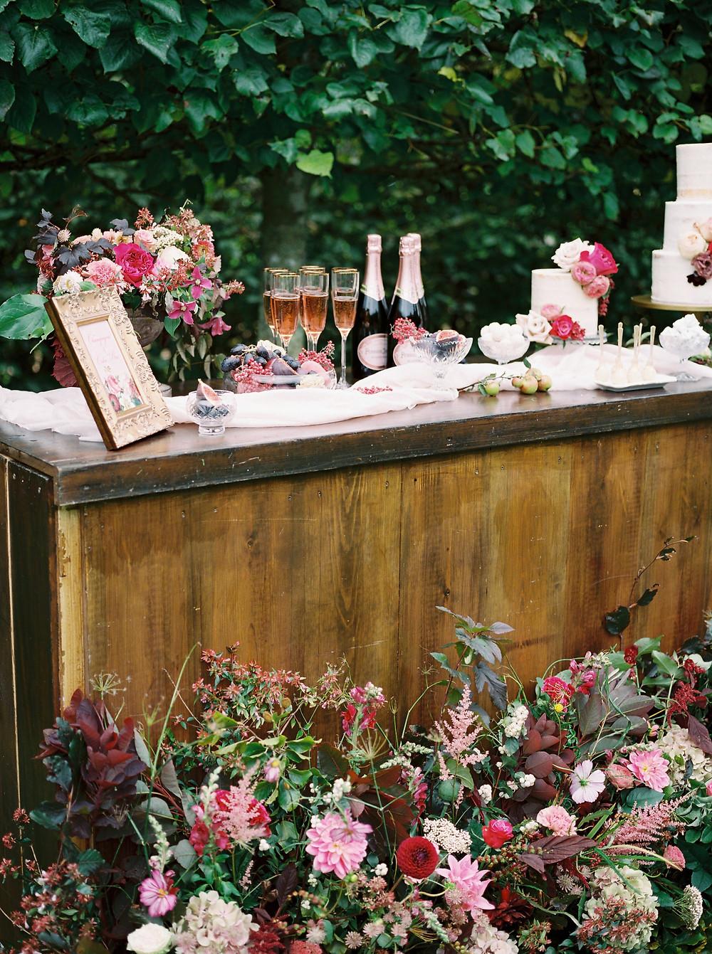 Wedding Bar - Warmwell House