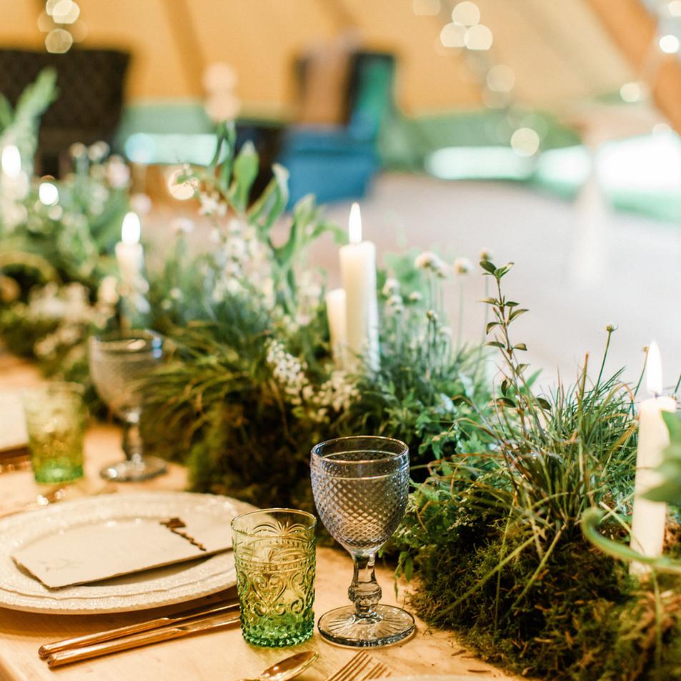Somerely House Woodland Wedding