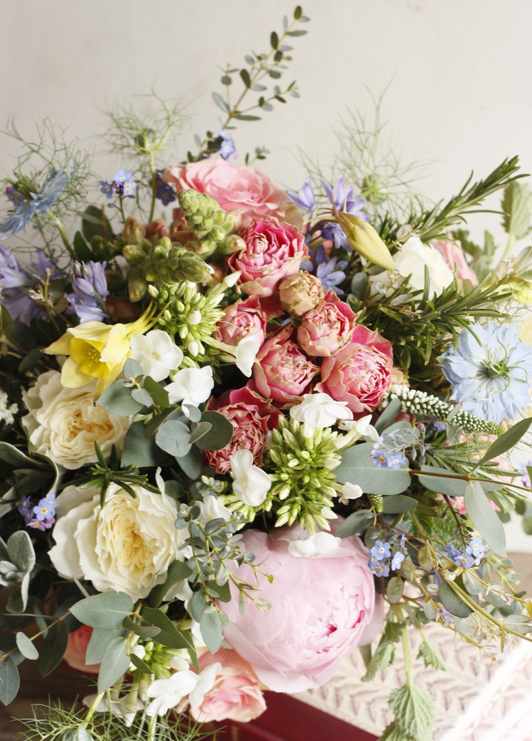Scented May Wedding