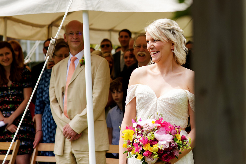 Bridal Flowers - Dorset florist - martha and the meadow